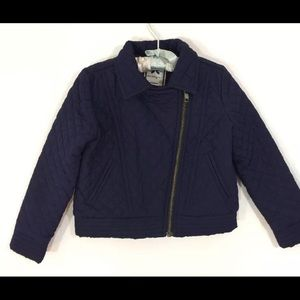 Gymboree Quilted Jacket Sz XS